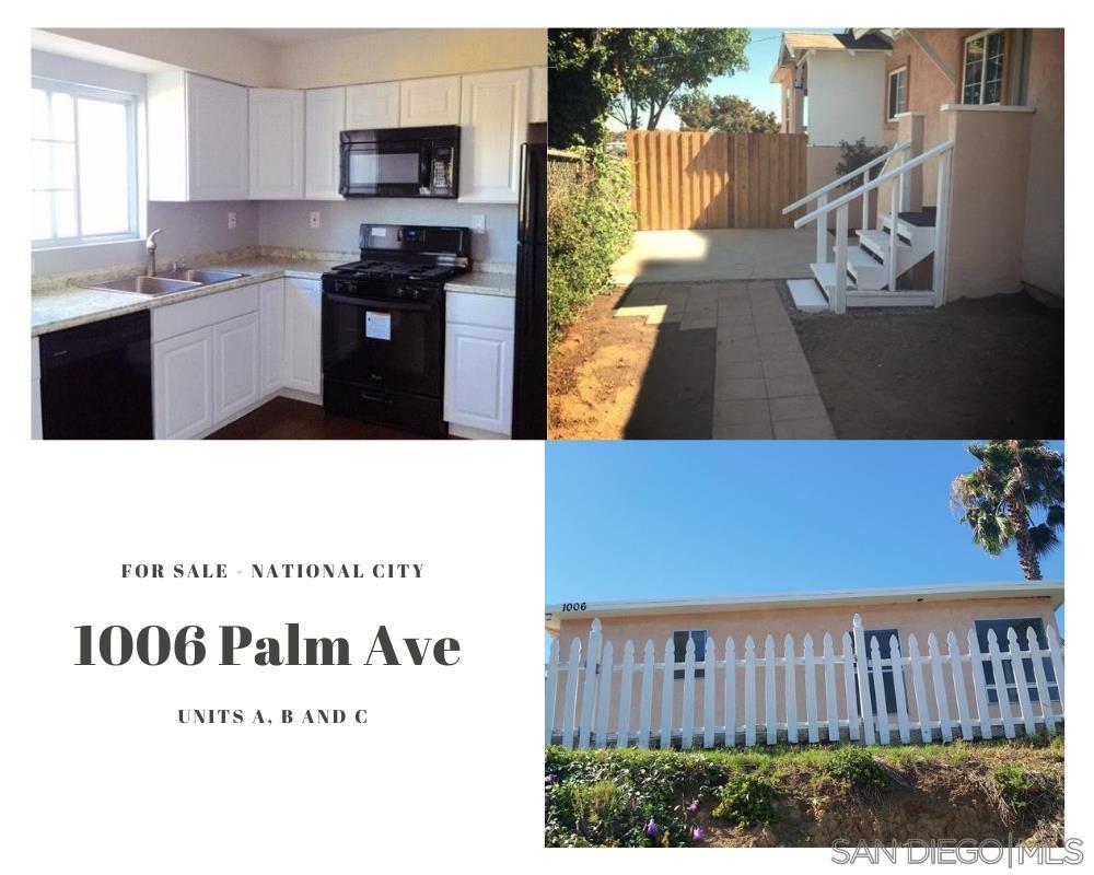 1006 Palm Ave, National City, CA 91950