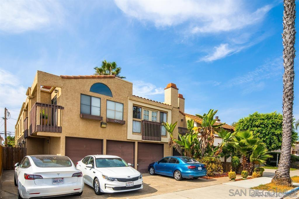 4642 Utah Street 4, San Diego, CA 92116