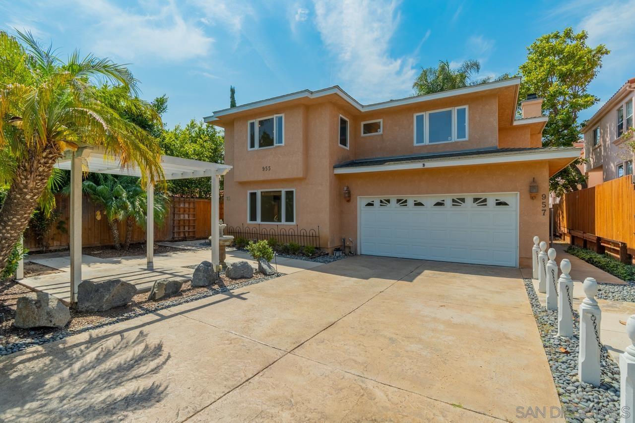 955 Agate Street, San Diego, CA 92109
