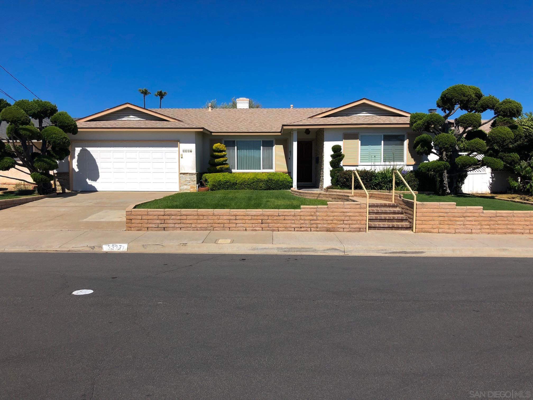 3337 Mount Aachen Ave., San Diego, CA 92111