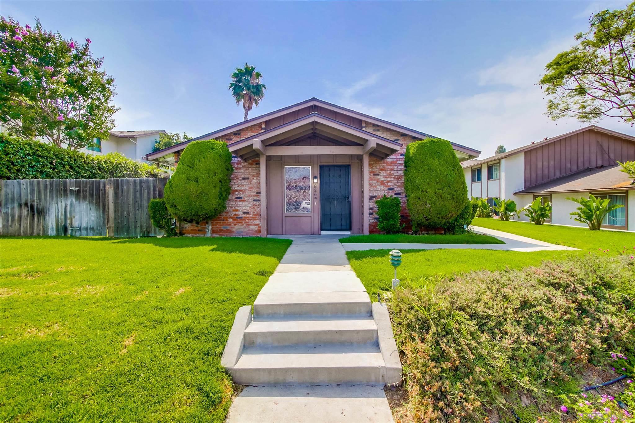 8269 Echo Dell Road, San Diego, CA 92119