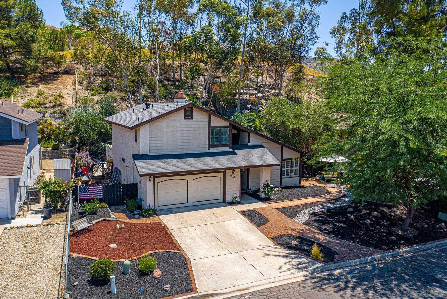 9165 Vista Entrada, Lakeside, CA 92040