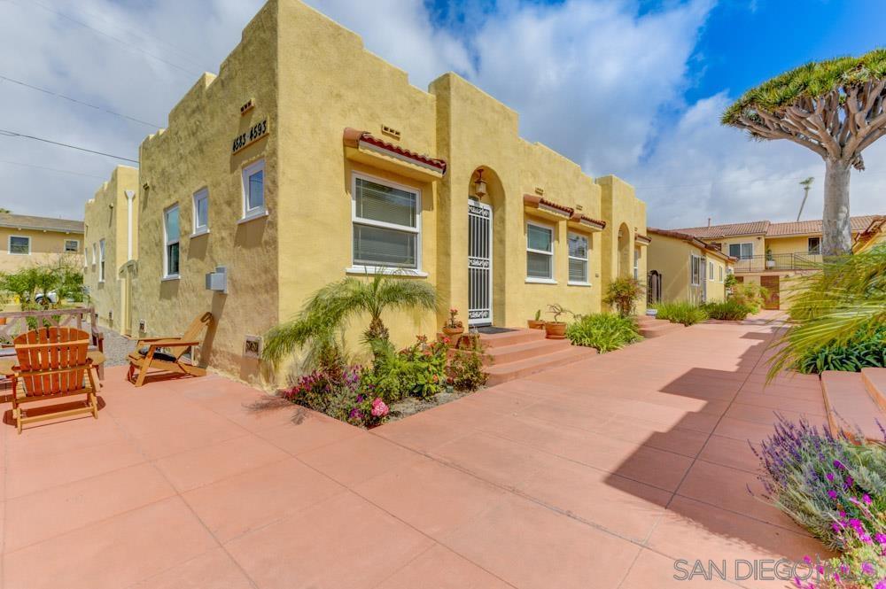 4587 Campus Ave, San Diego, CA 92116