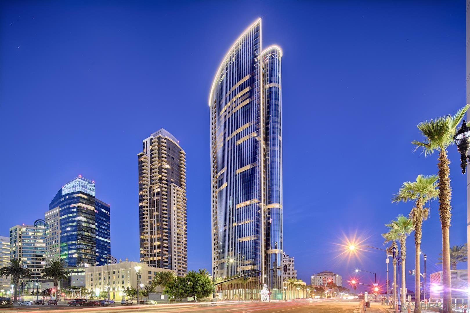 888 W E St 2303, San Diego, CA 92101