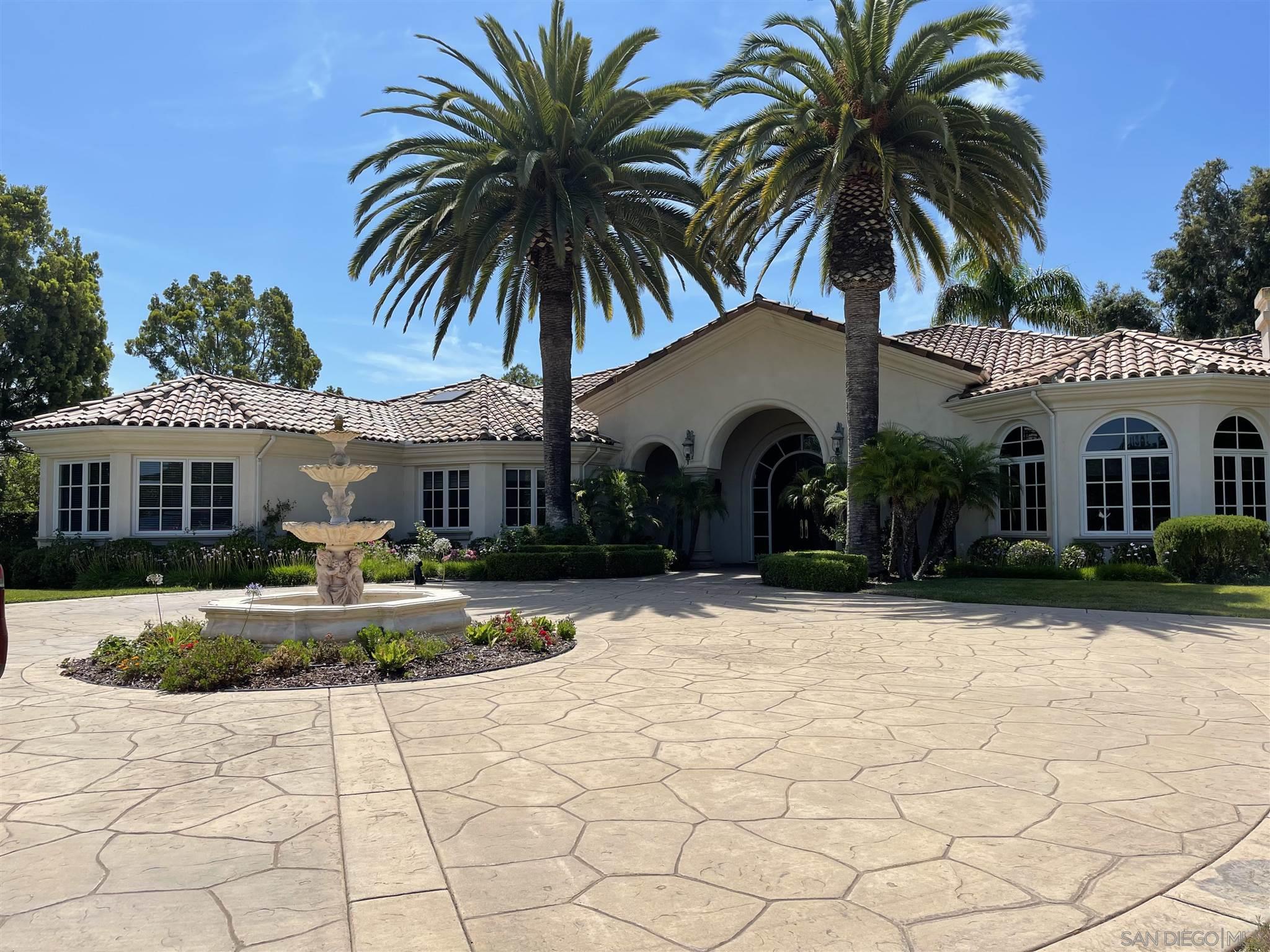 14175 Dalia Drive, Rancho Santa Fe, CA 92067