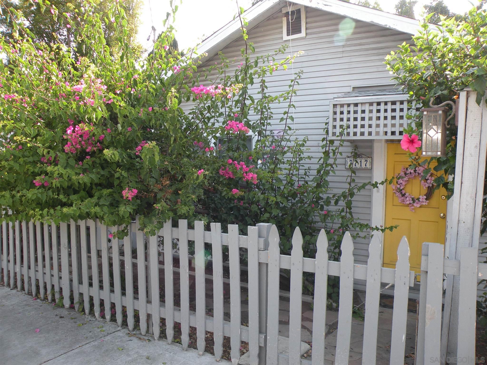 3717 Crestwood Place, San Diego CA 92103
