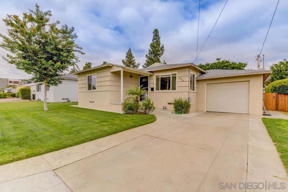 6410 Stanley Ave, San Diego, CA 92115