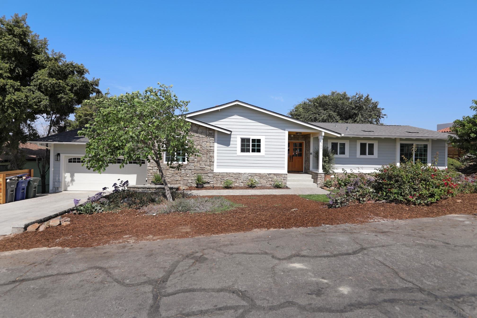 5031 Woodyard Ave, La Mesa, CA 91942