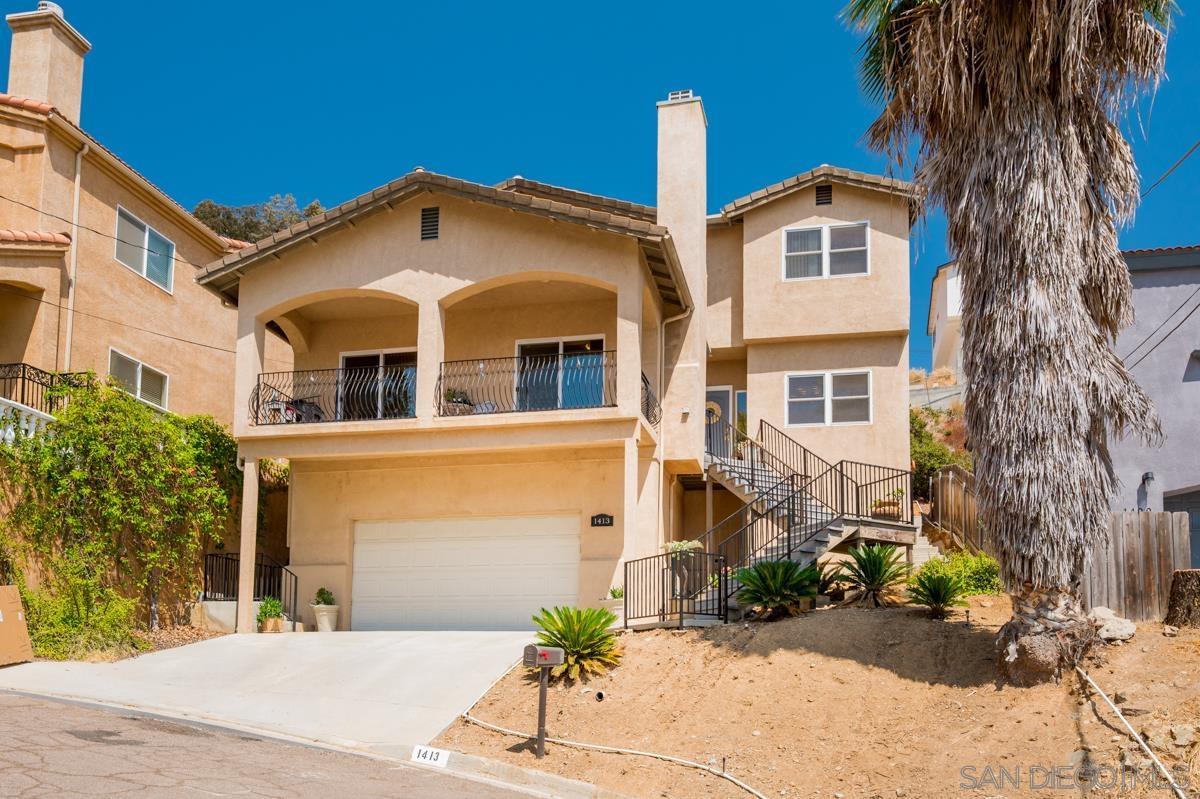 1413 Portola Ave, Spring Valley, CA 91977