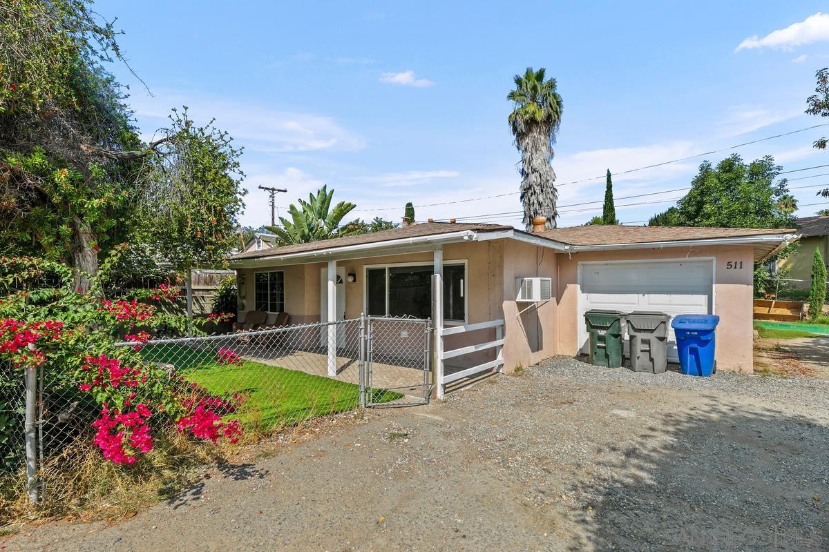 511 W California Ave, VISTA, CA 92083