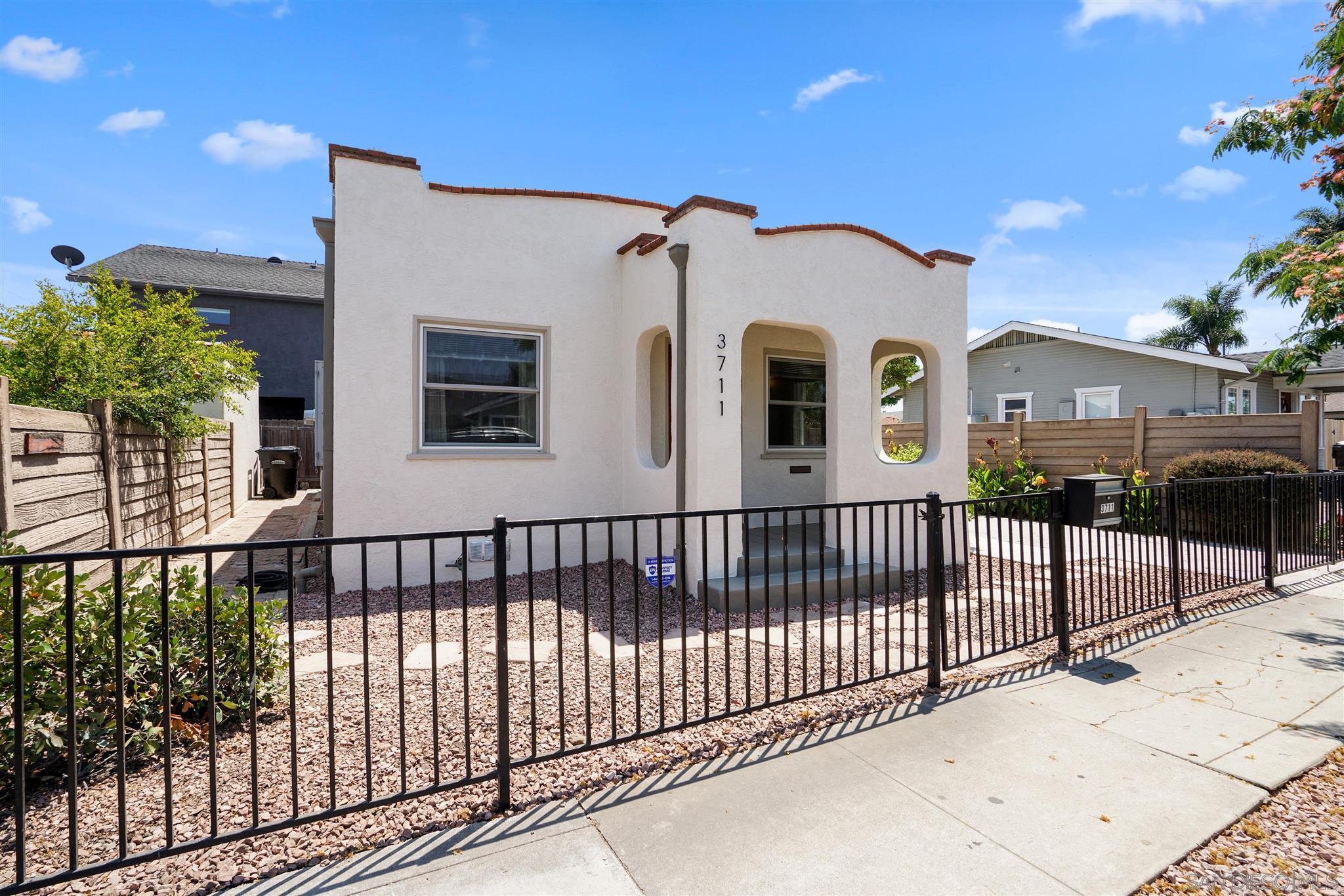 3711 Meade Ave, San Diego, CA 92116