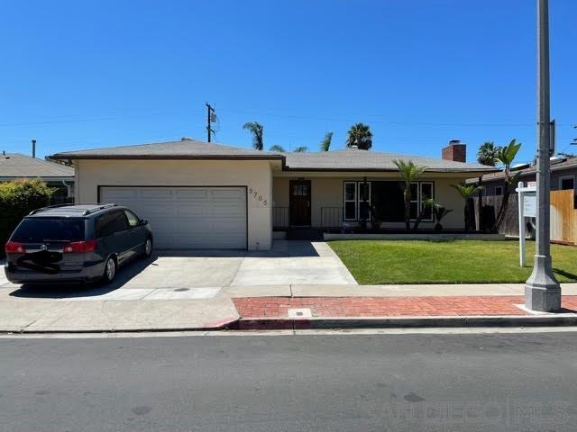 5705 Mary Lane Dr, San Diego, CA 92115