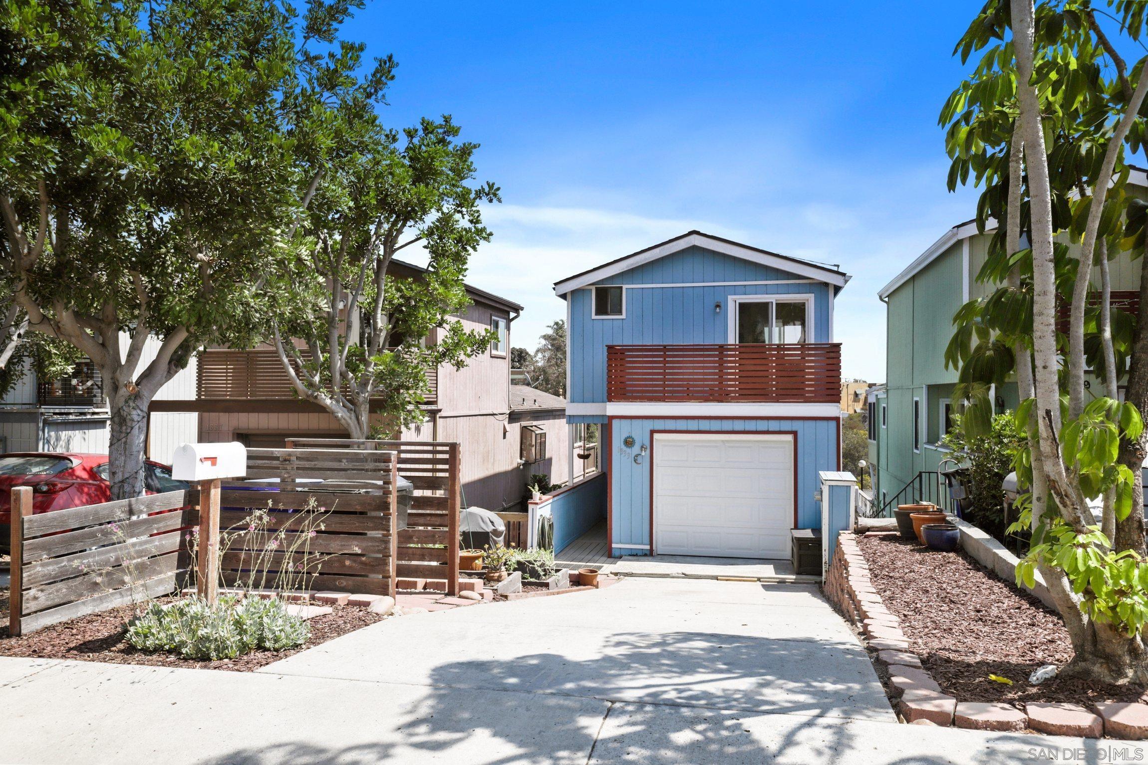 1333 Gregory St., San Diego CA 92102