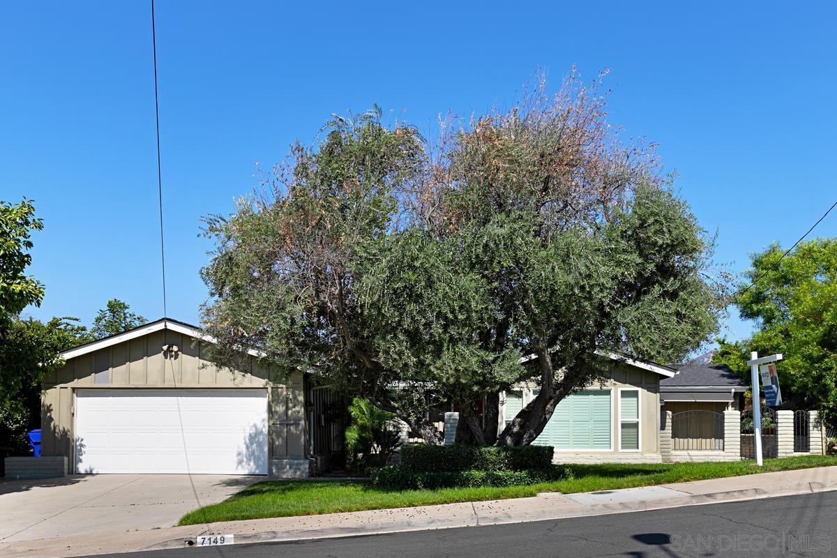 7149 Lewison Dr, San Diego, CA 92120