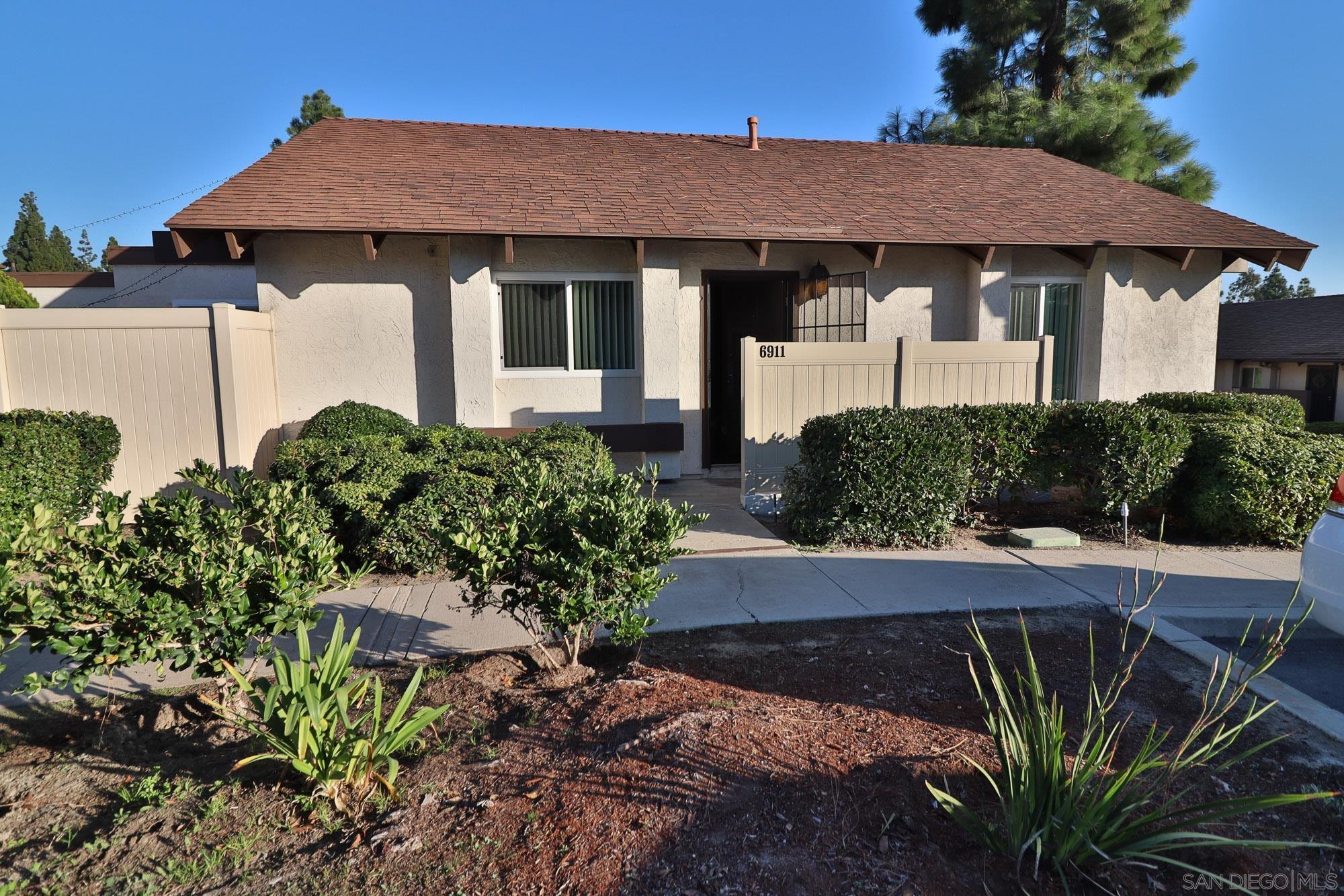 6911 Parkside, San Diego, CA 92139