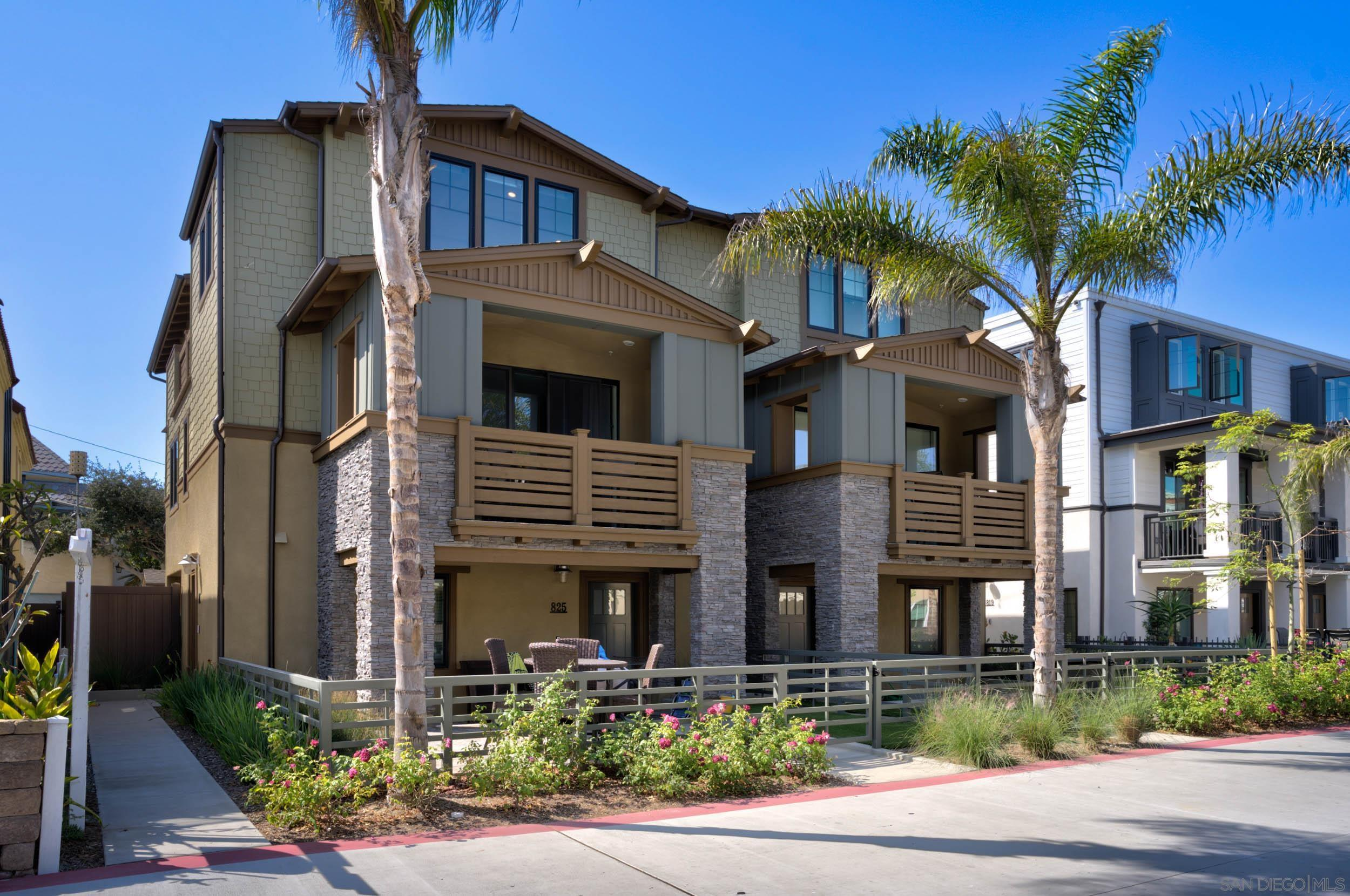 827 Santa Barbara Place, San Diego, CA 92109