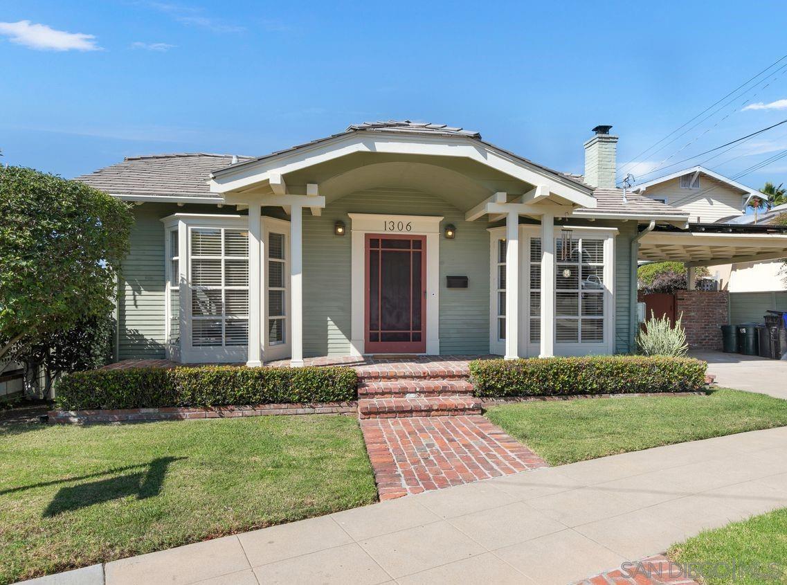 1306 Bush, San Diego, CA 92103