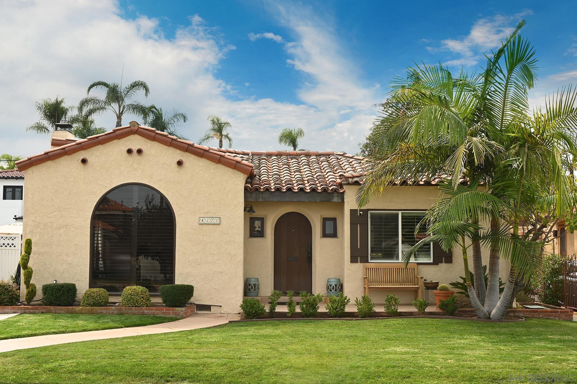 4371 N Talmadge Drive, San Diego, CA 92116
