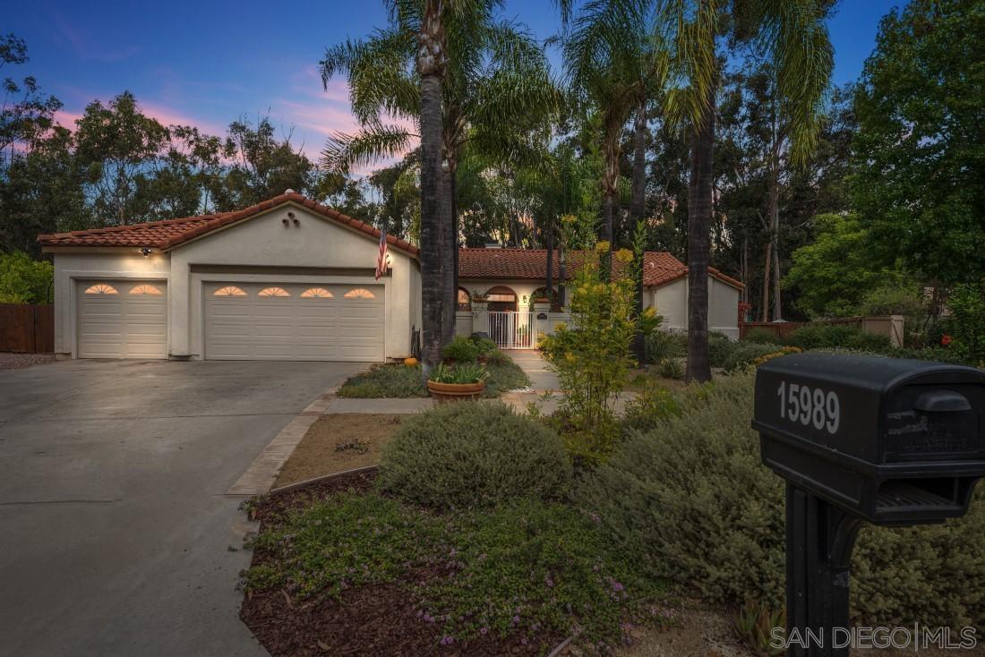 15989 Cumberland Drive, Poway, CA 92064