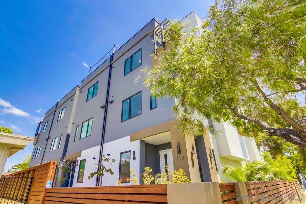 160 W W Robinson Ave, San Diego, CA 92103